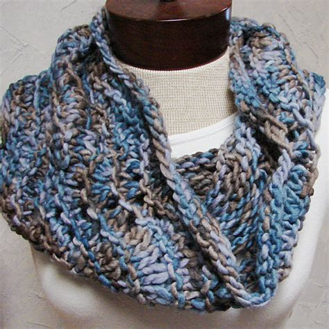 pattern super bulky yarn pattern super quick hand knit cowl knit with bulky yarn a