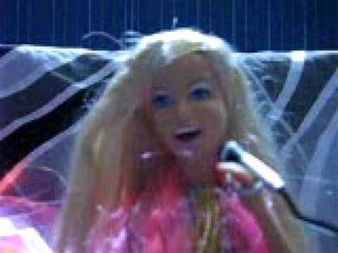 film barbie qui chante barbie qui chante amel bent youtube