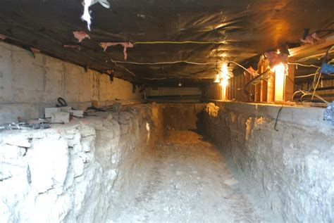 digging out a basement pictures ideas new basement and