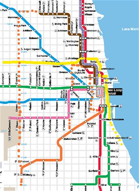 orange line map chicago chicago transit developments page 366 skyscraperpage
