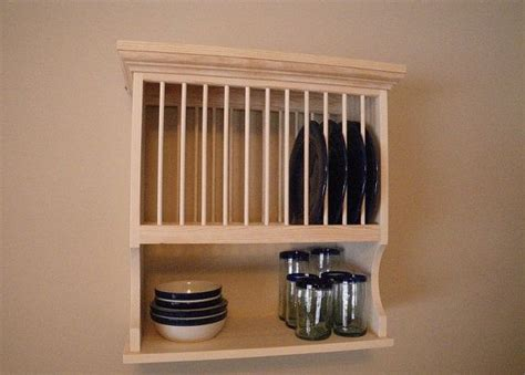 Wall Mounted Plate Racks by Wall Mounted 12 Plate Rack