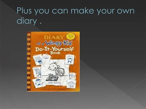 ppt diary of a wimpy kid powerpoint presentation id