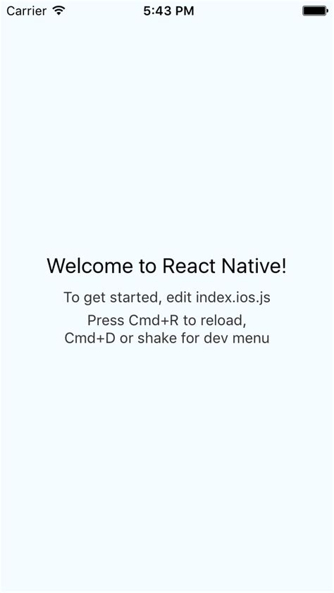 react native module tutorial react native tutorial building apps with javascript