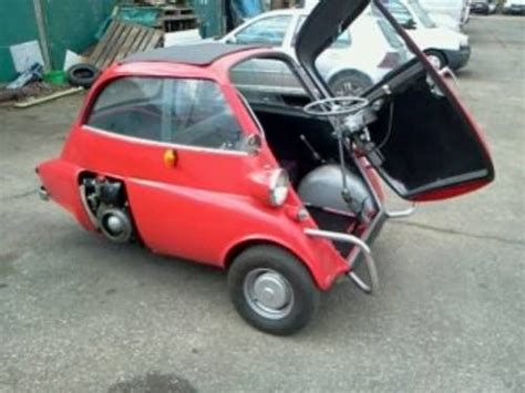 is bmw reliable for sale bmw isetta a reliable car 1962 classic