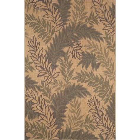 tropical outdoor rugs trans terrace tropical green indoor outdoor rug ter58173516 square rugs area rugs