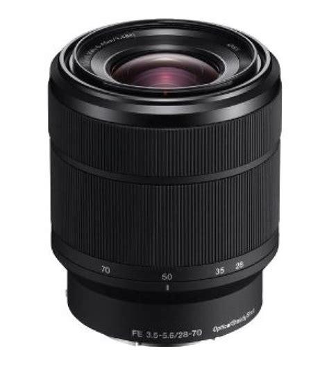 Lensa Sony 28 70 sony 28 70mm f 3 5 5 6 oss fe lens