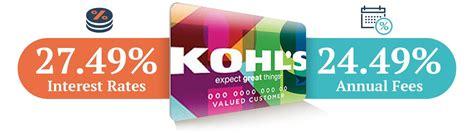 make a payment kohls credit card kohls card make a payment