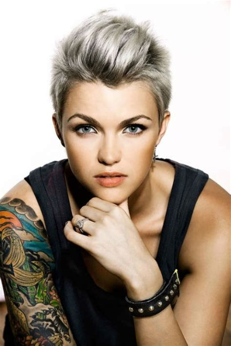 ruby rose rises up about break free