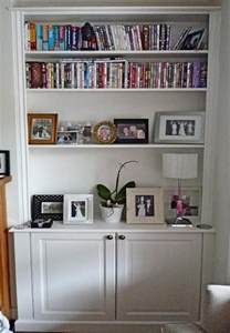 Built In Bookcase With Doors 2 Alcove Shelves Cupboards Carpentry Amp Joinery Job In