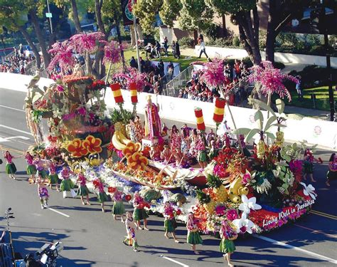 Dole Sweepstakes - dole packaged foods celebrates famed float designer with 2016 rose parade entry