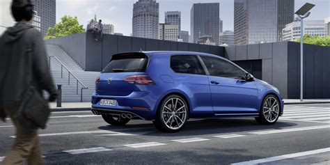 Vw Golf R Performance by Volkswagen Golf R Performance Makes Its Debut At Geneva
