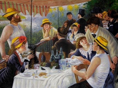facts about luncheon of the boating party 17 best images about french art on pinterest auguste
