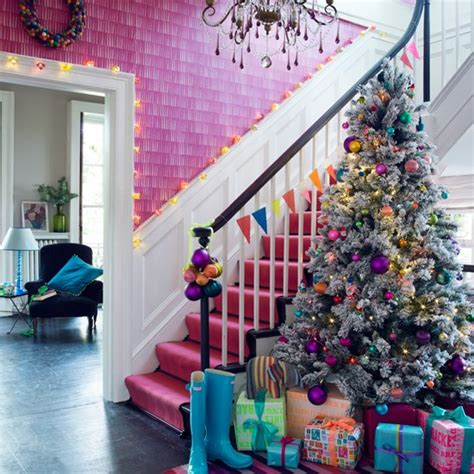 christmas themes for hallways 5 ways to use fairy lights that you haven t thought of
