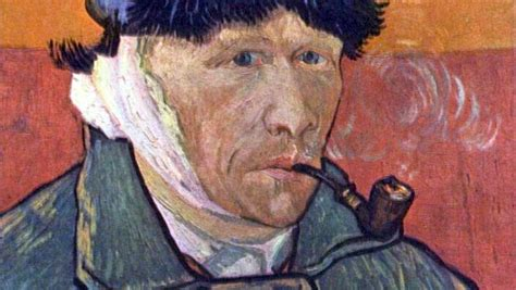 van gogh ear the story behind van gogh s self portrait with bandage