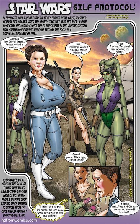 Smudge Leia And Lando Star Wars Free Porn Comic Hd Porn Comics