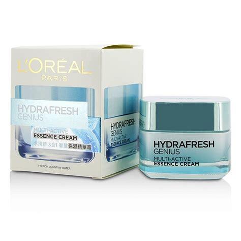 Loreal Hydrafresh l oreal new zealand hydrafresh genius multi active