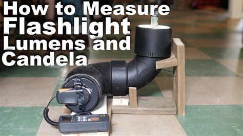 candela measurement how to measure flashlight lumens and candela using ansi