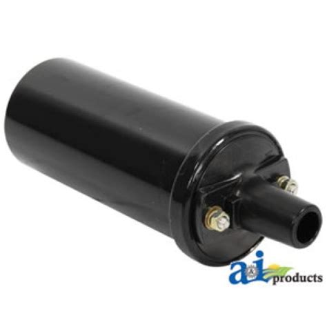 ignition coil external resistor 21a552 ignition coil 6 volt w o external resistor or 12 volt w external resistor