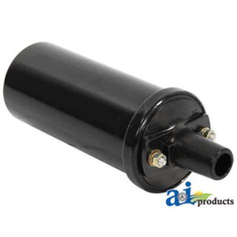 12 volt ignition resistor 21a552 ignition coil 6 volt w o external resistor or 12 volt w external resistor