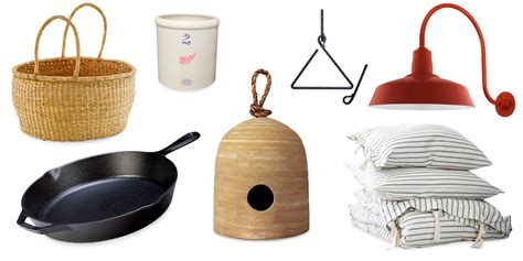 12 essential country home decor items discount codes