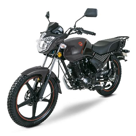 kurazai moto atom imagen motocicleta de trabajo kurazai atom titanio 150 cc