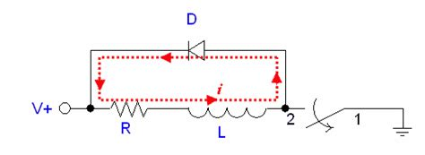 flyback diode theory flyback diode transistor 28 images 301 moved permanently how to connect diodes in parallel