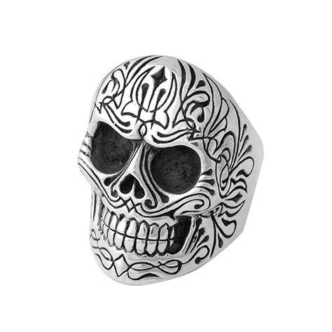 Skull Ring King pinstripe skull ring king baby touch of modern