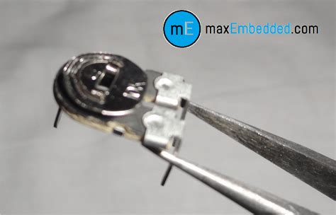 variable resistor led how to build an ir sensor 187 maxembedded