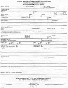 Motor Vehicle Accident Report Template Best Photos Of Auto Accident Report Template Car
