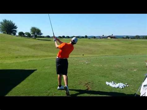 unique golf swings unique and effective golf swing after training