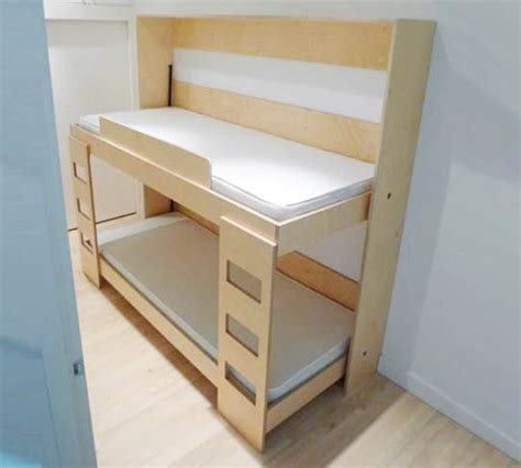 fold away bunk beds download fold away bunk bed plans pdf fine woodworking
