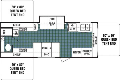 Expandable Rv Floor Plans | 11 top photos ideas for expandable floor plans house