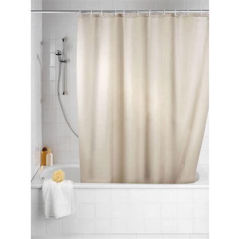 plain black shower curtain wenko plain beige polyester shower curtain 1800 x 2000mm