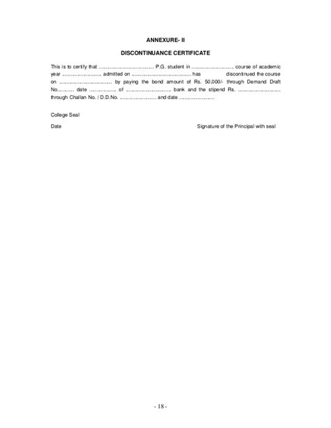 Reference Letter Format By Gazetted Officer Andhra Pradesh