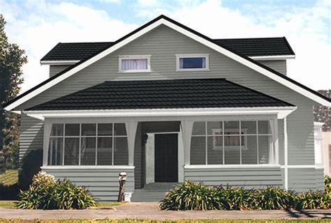 virtual exterior house painter exterior house colour schemes created by resene ezypaint