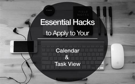 essential hack how to get essential hacks to apply to calendar and task view scoro