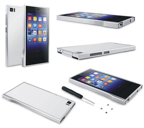 Alumunium Bumper Xiaomi Mi3 xiaomi mi3 0 7mm ultra thin light weight aluminium metal
