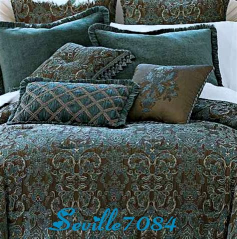 teal blue bedding sets peacock feathers teal blue green