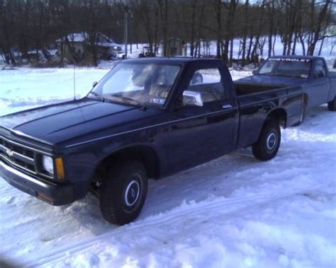 purchase used 1988 chevy s10 in richfield