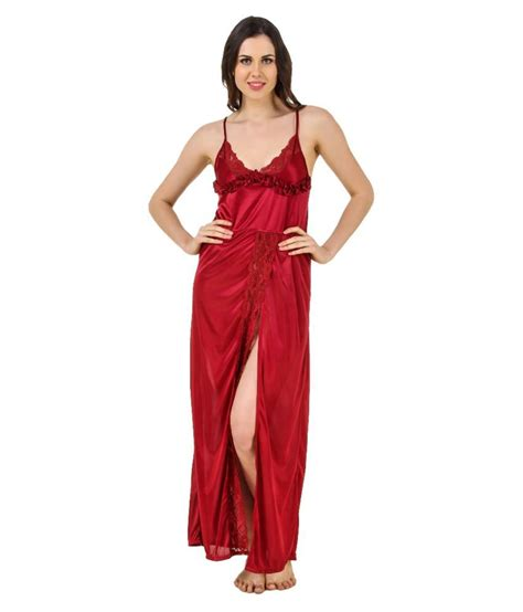 nighty dress with price ansh fashion wear satin nighty night gowns available at