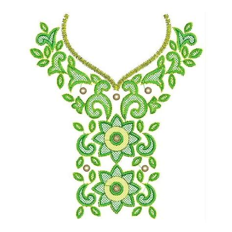 embroidery design in dress neckline designs for dress embroidery 6