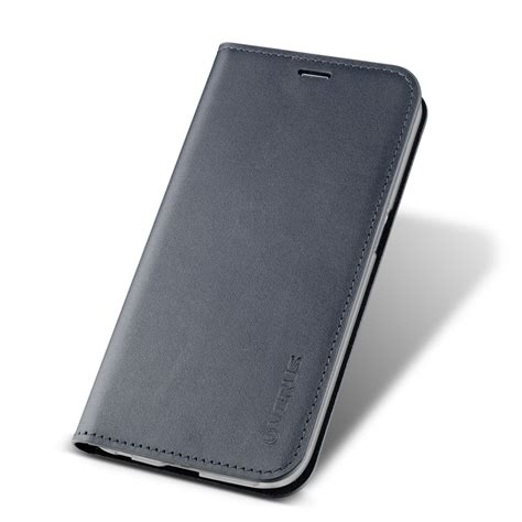 Verus Genuine Leather Diary For Galaxy Note Fe Note 7 Navy verus genuine leather diary for samsung galaxy s6 edge
