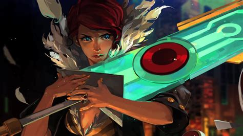 transistor voice actor transistor from the makers of bastion neogaf
