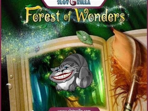forest  wonders slot machine game  play