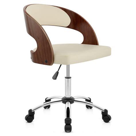 chaise de bureau en bois chaise de bureau evergreen