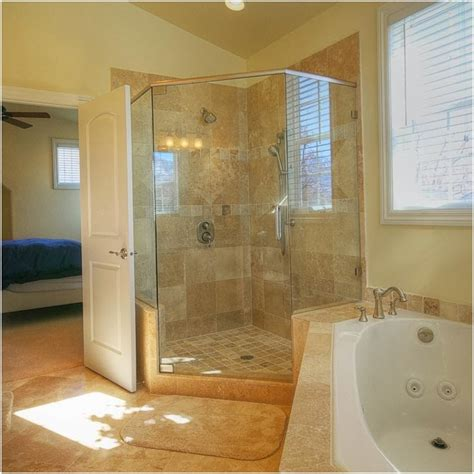 master bath remodel bathroom remodeling choosing a new shower stall home