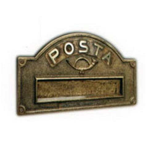 lettere posta feritoia o asola per lettere posta cfi pa obv