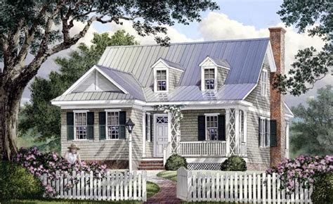Cape Cod Cottage House Plans by Cape Cod Cottage Country Southern House Plan 86106 House