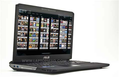 Asus G75vw Gaming Laptop Review asus g75vw ds71 review laptop reviews