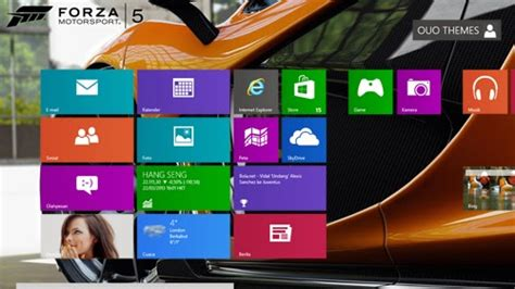 sports themes for windows 8 1 forza motorsport 5 theme for windows 7 and 8 8 1 ouo themes